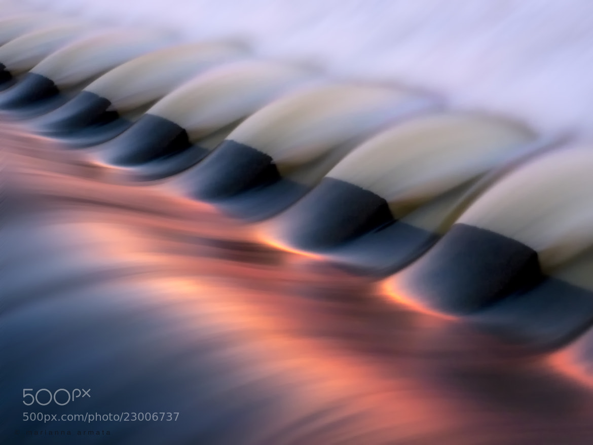 Photograph water abstract by Marianna Armata on 500px