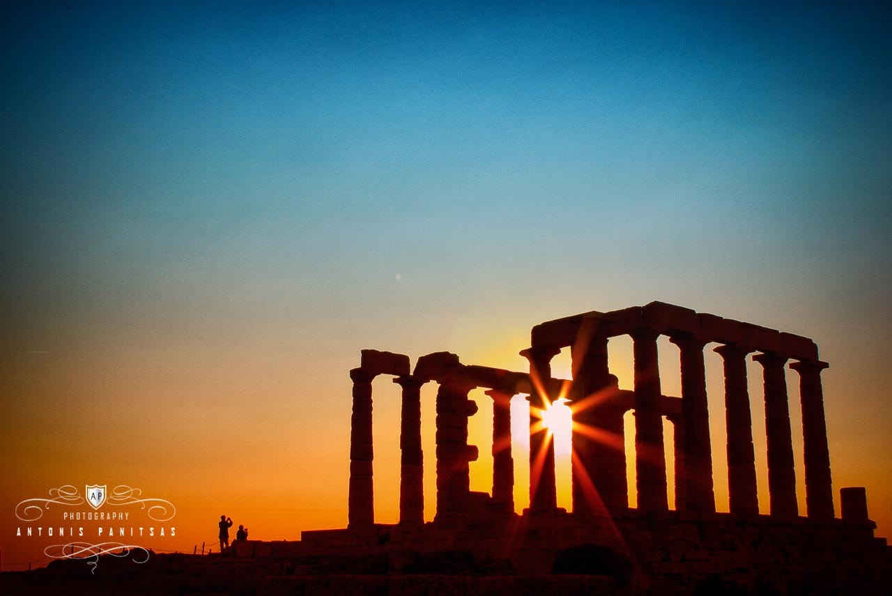 Photograph Ancient Greek Temple by Antonis Panitsas on 500px