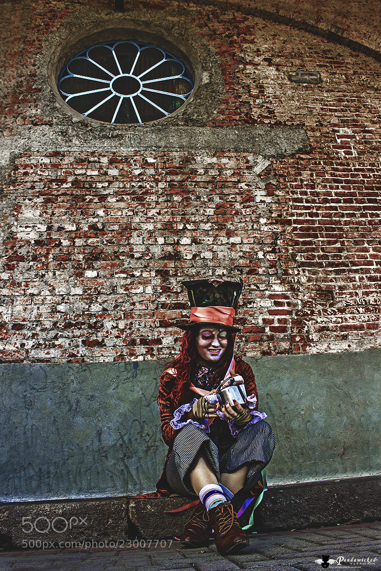 Photograph Mad Hatter  by Miel  Mora on 500px