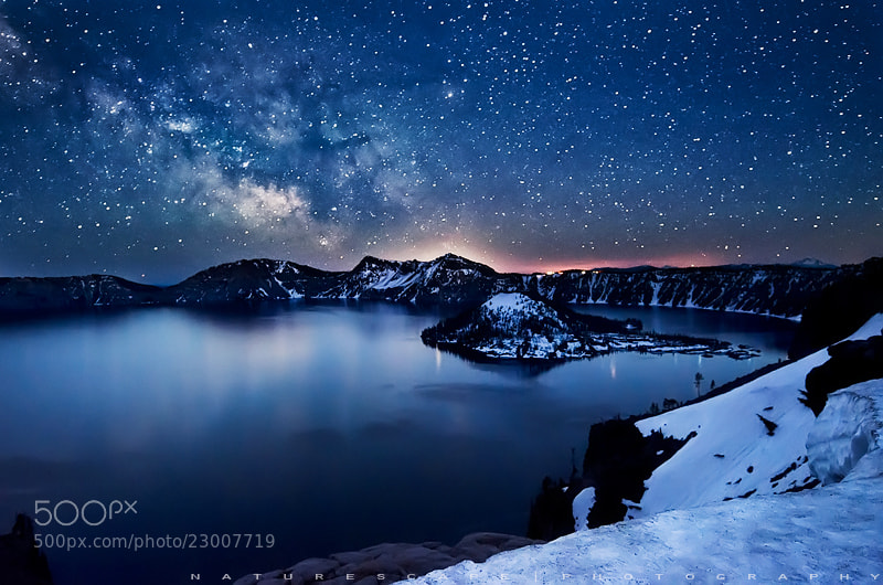 Distant World by Nagesh Mahadev on 500px.com