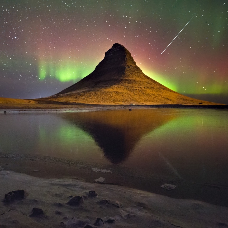 Photograph Night of the Geminids by Philip Eaglesfield on 500px