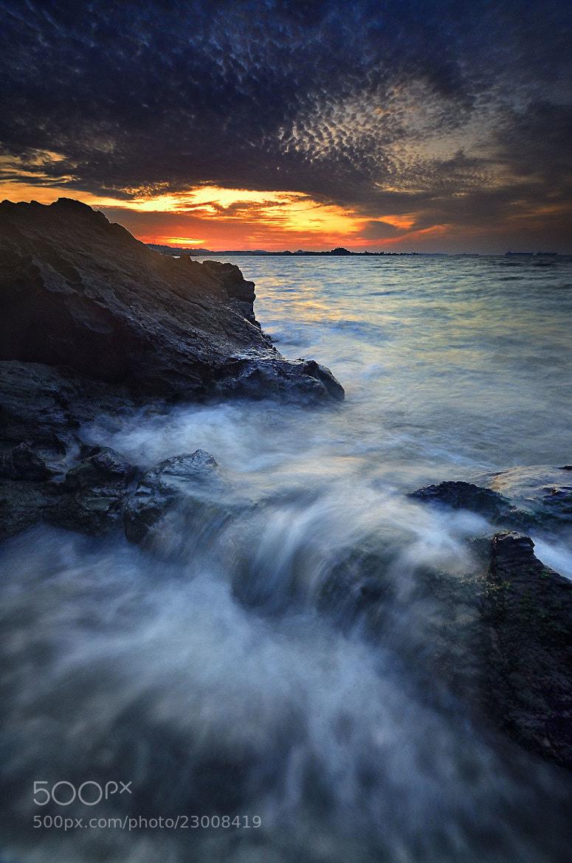 Photograph ::. Big Waves .:: by Ahmad Zulharmin Fariza on 500px
