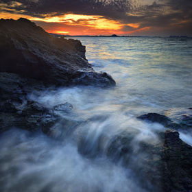 ::. Big Waves .:: by Ahmad Zulharmin Fariza (ahmadzulharminfariza)) on 500px.com