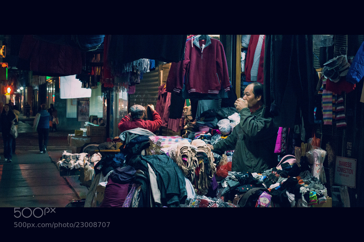 Photograph Chinatown Manhattan by PTIPhoto on 500px