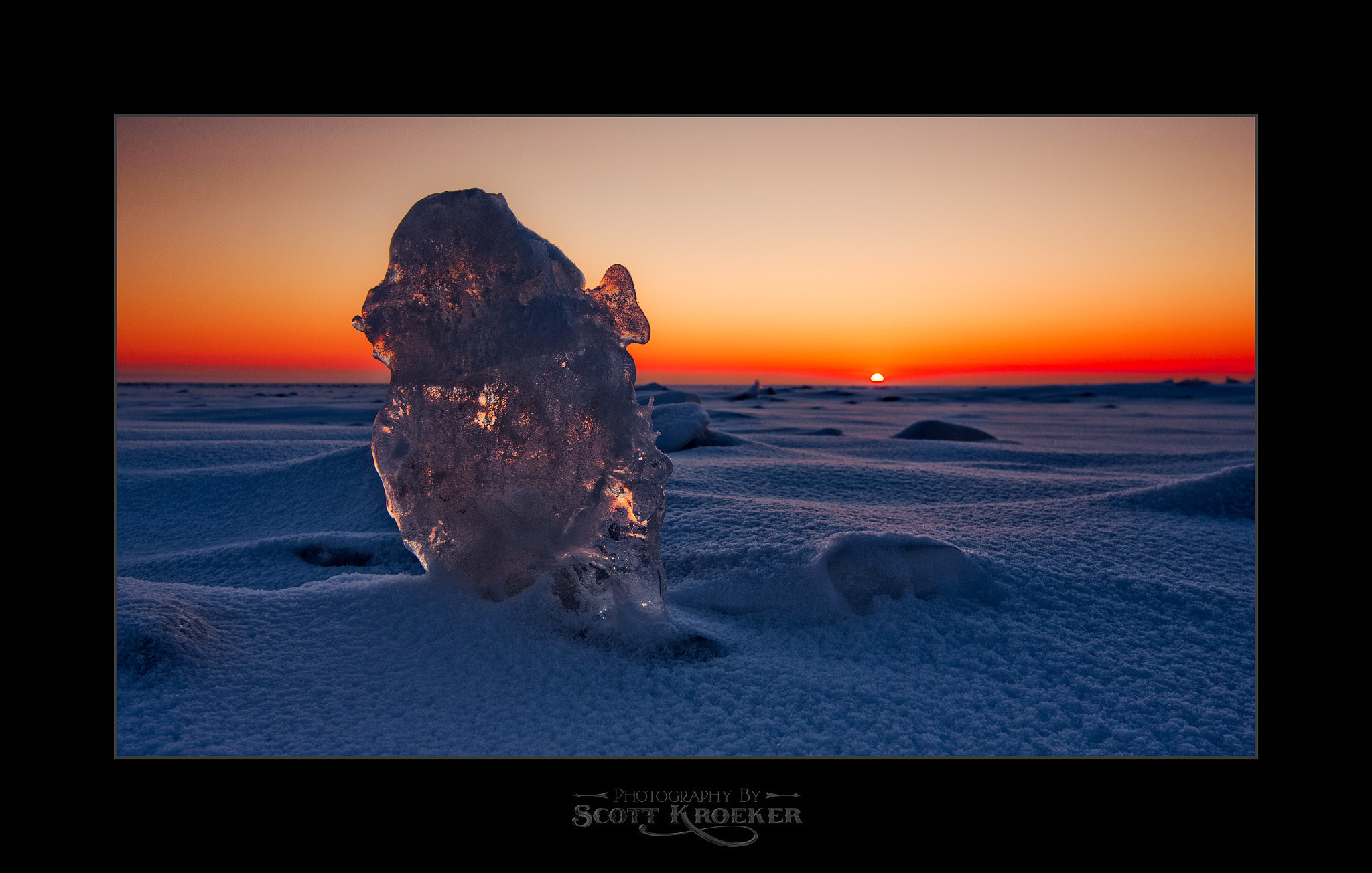 Photograph Forged of Fire & Ice by Scott Kroeker on 500px