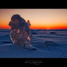 Forged of Fire & Ice by Scott Kroeker (naturallightmagic)) on 500px.com