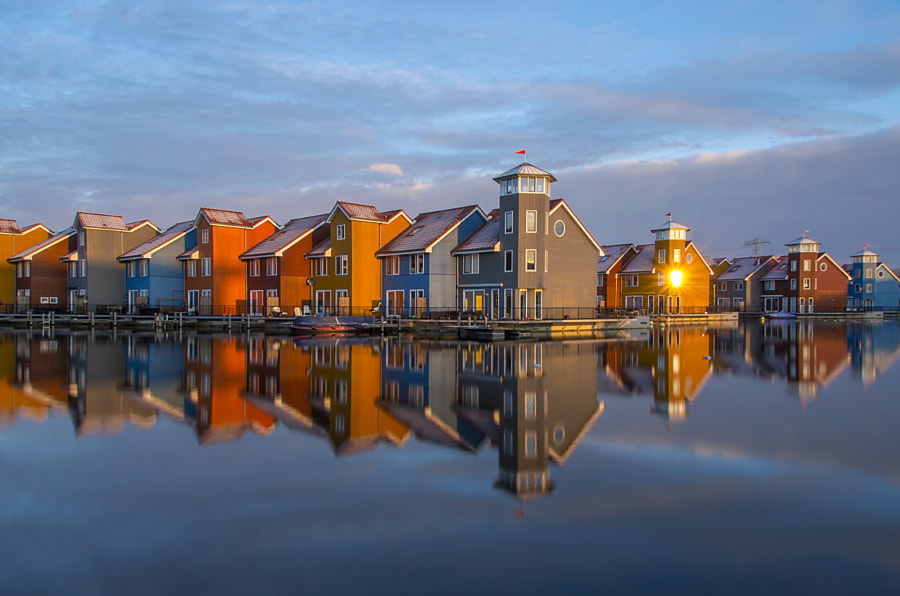Photograph A colorful morning by Martijn Barendregt on 500px