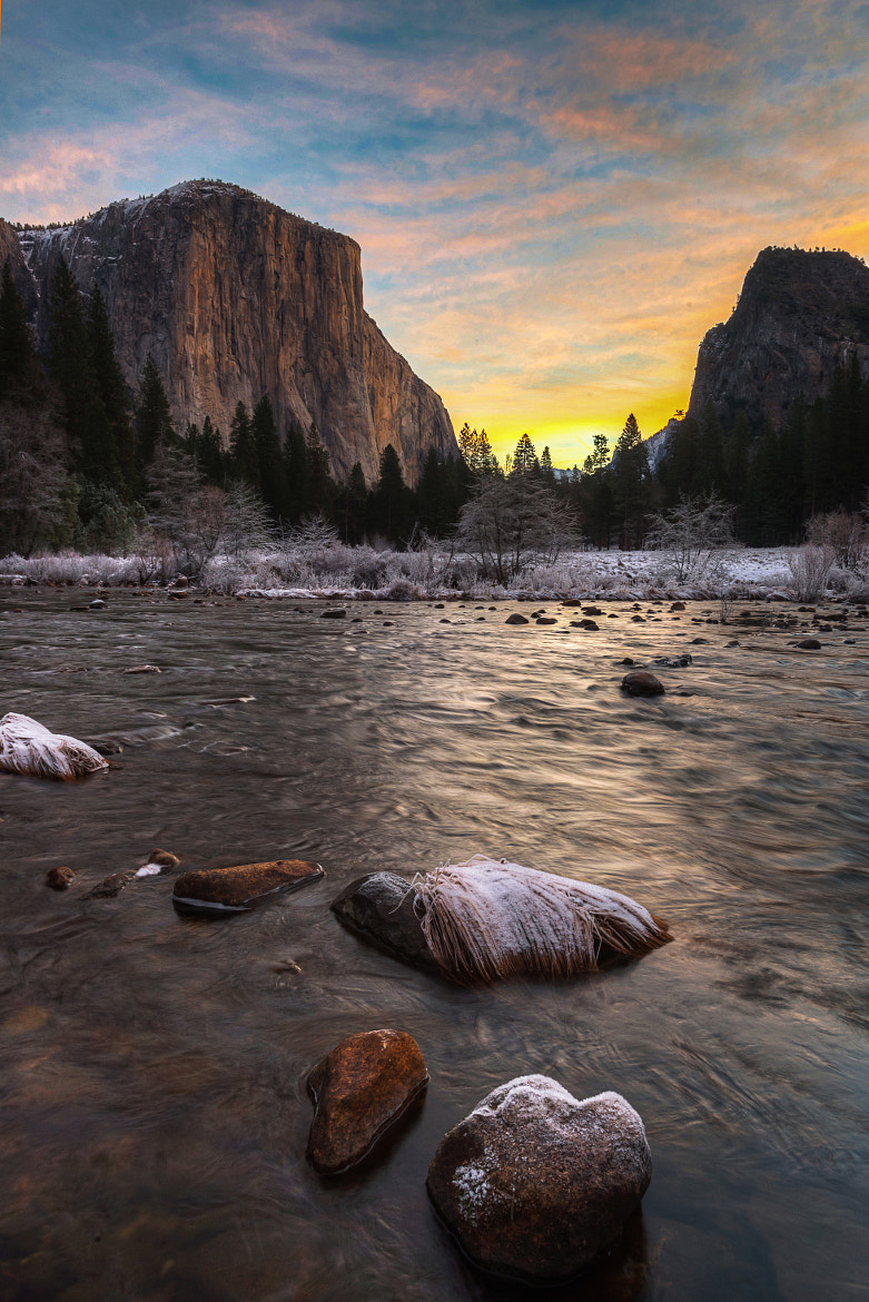 Photograph Yosemite Valley View by Tianjiao Wang on 500px