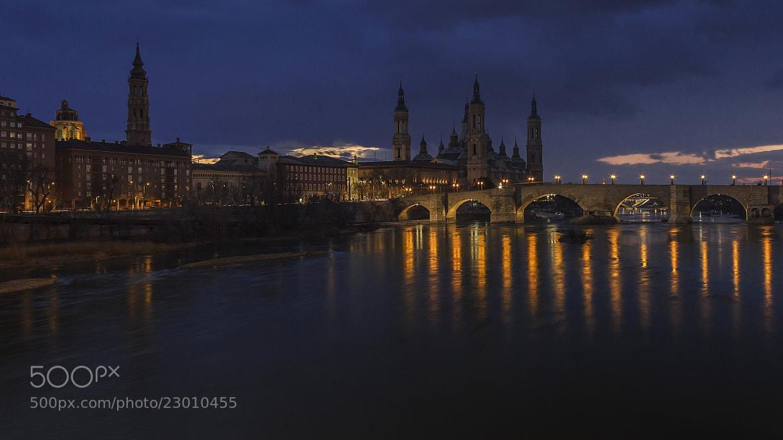 Photograph Zaragoza by Tony Goran on 500px