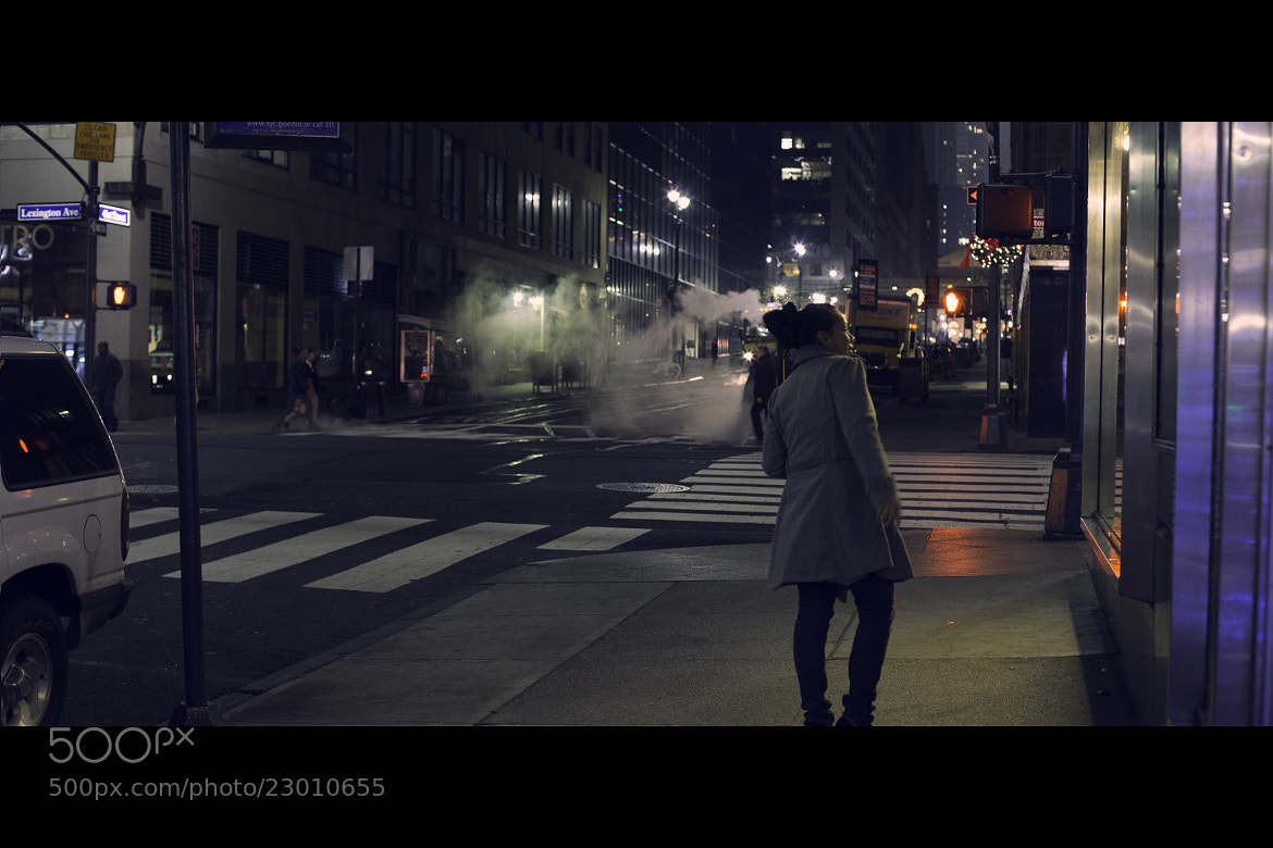 Photograph Lady in Manhattan by PTIPhoto on 500px