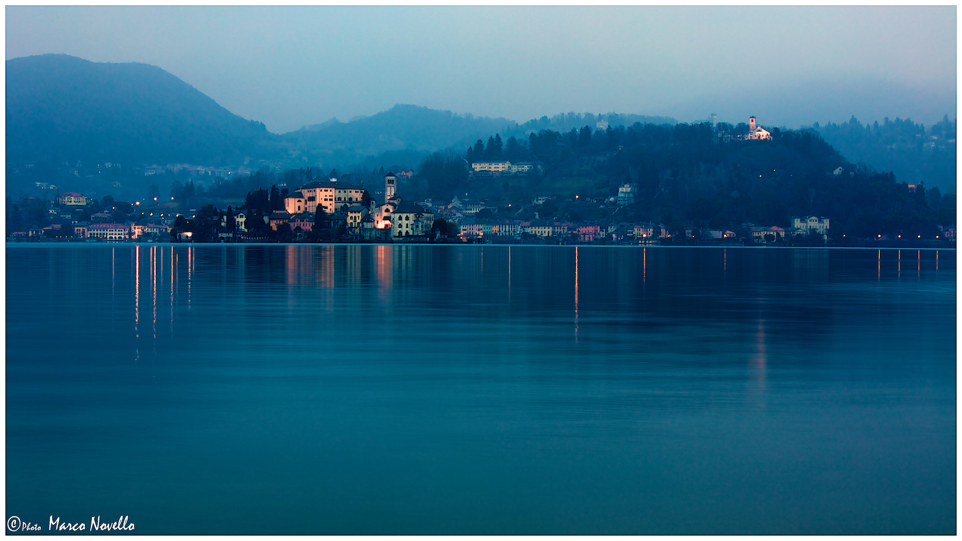 Photograph San Giulio Island by Marco Novello on 500px
