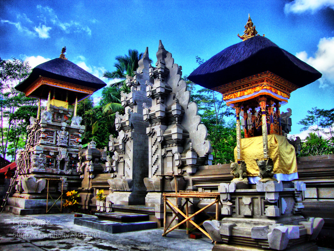Photograph Candi Bentar by Dev Kurniadi on 500px