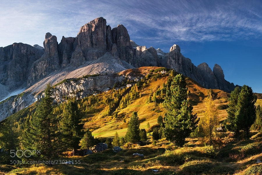 Photograph The Pass by Daniel Řeřicha on 500px