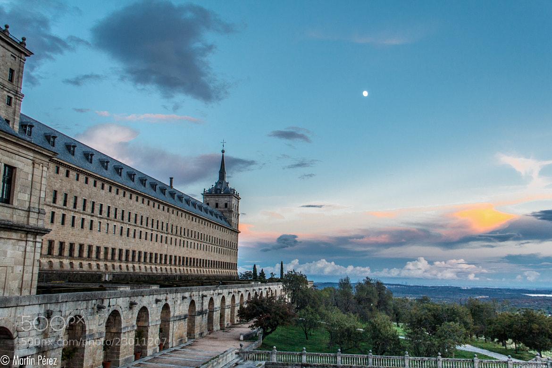 Photograph Monastery of San Lorenzo de El Escorial by Martín Pérez on 500px