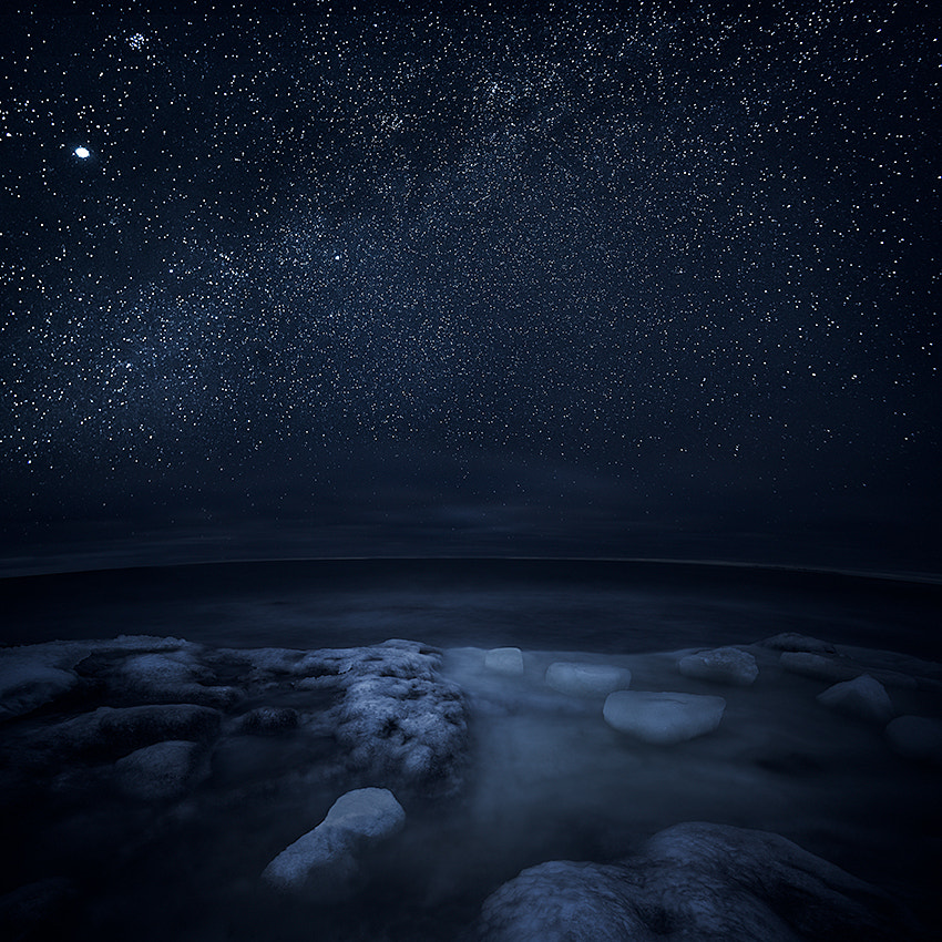 Photograph Cold night by Mikko Lagerstedt on 500px