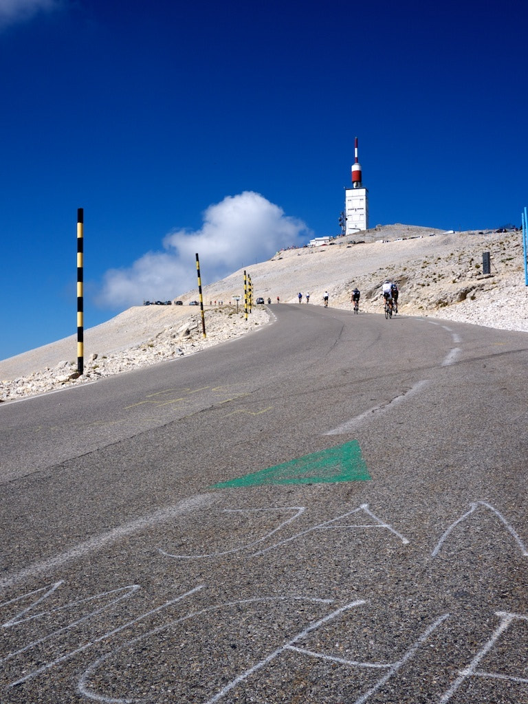 Photograph Monte Ventoux, Provence by Alessandro Panuello on 500px