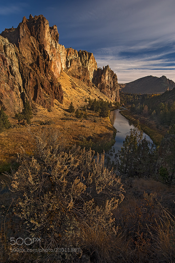 Photograph Sage Overlook by Rick Lundh on 500px