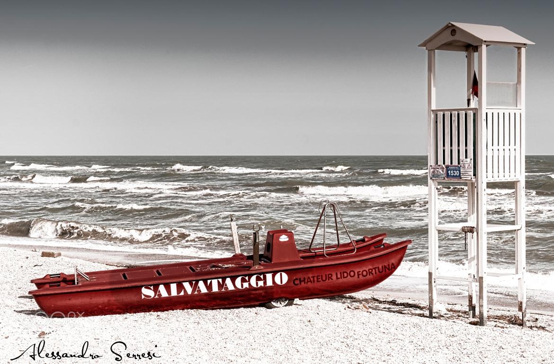 Photograph SENIGALLIA - ANCONA - by Alessandro Serresi on 500px