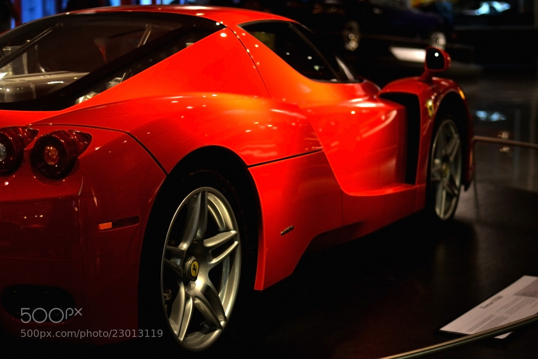 Photograph Ferrari Enzo by Vijayasankar Palanivel on 500px