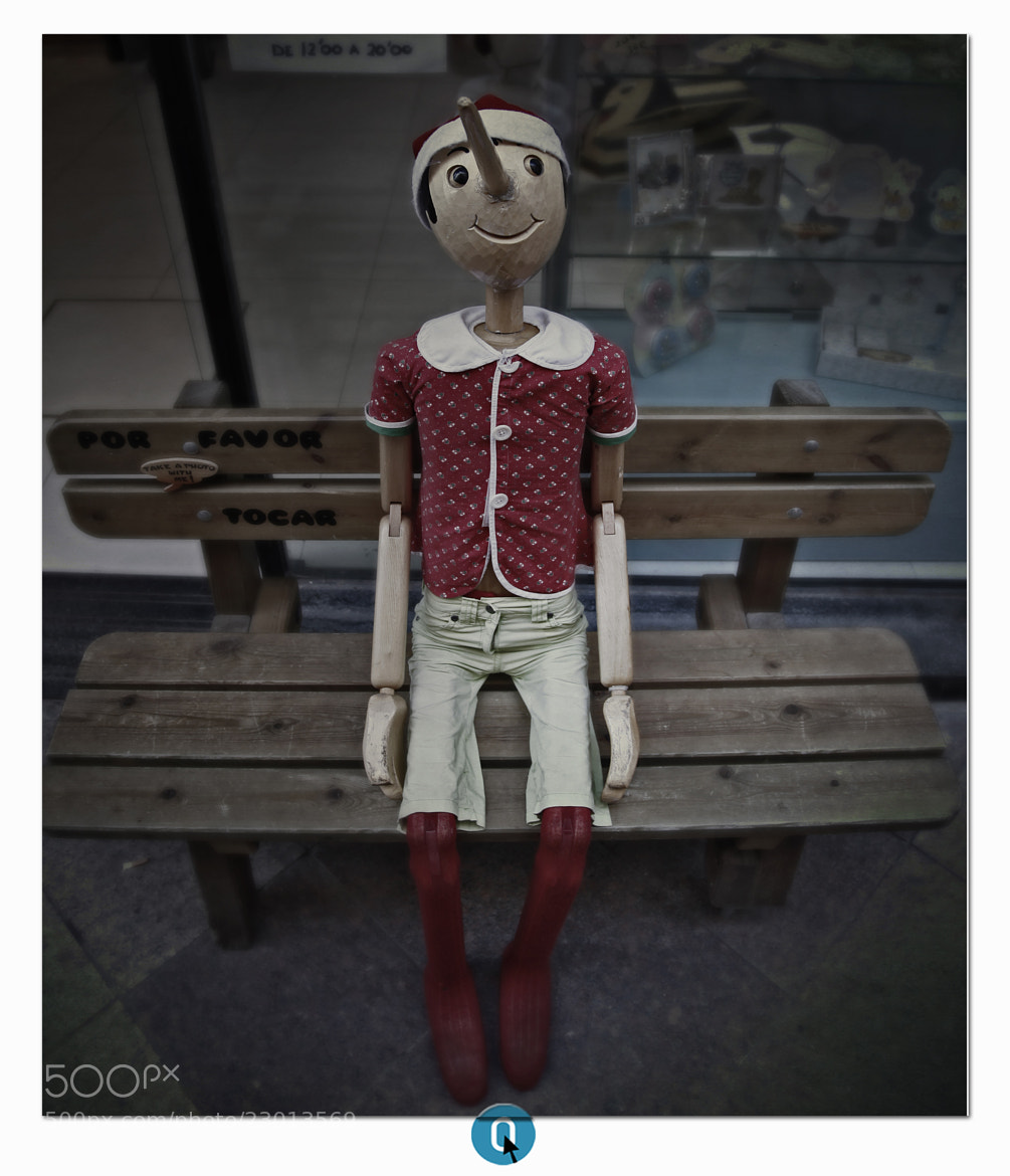 Photograph { pinocchio } by CERO . on 500px