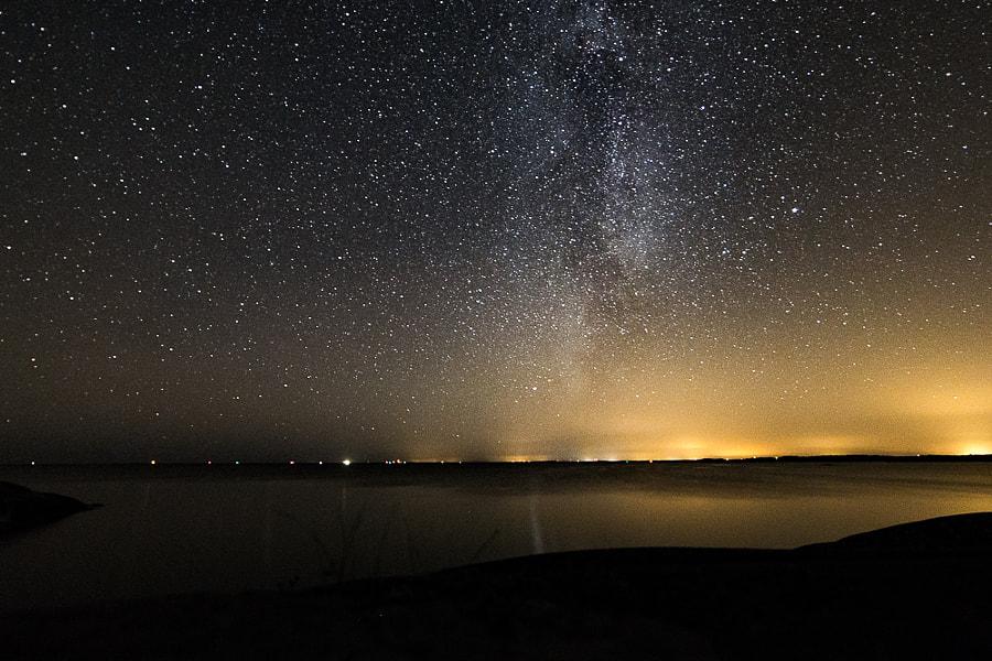 tähtikuvatporkkala by Simo Ikävalko on 500px.com