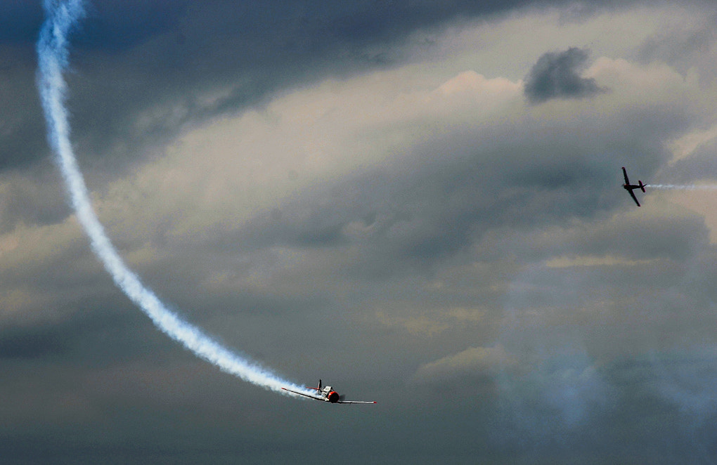 Photograph Dogfight by Marc Leroy on 500px