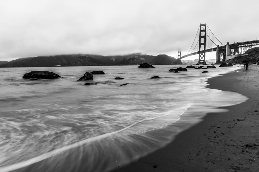 Golden Gate Bridge by Arvind Singh on 500px.com