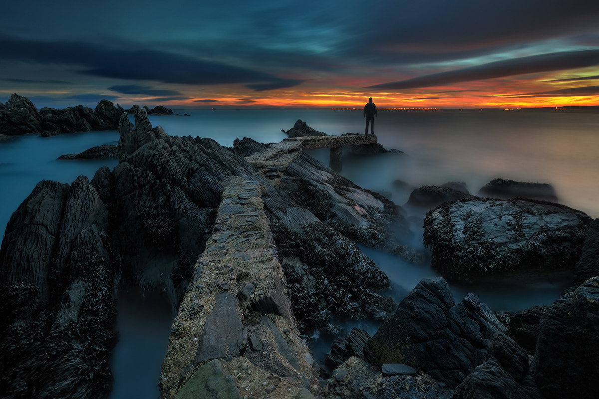 Photograph  At The Edge Of The Night...   by Pawel Kucharski on 500px