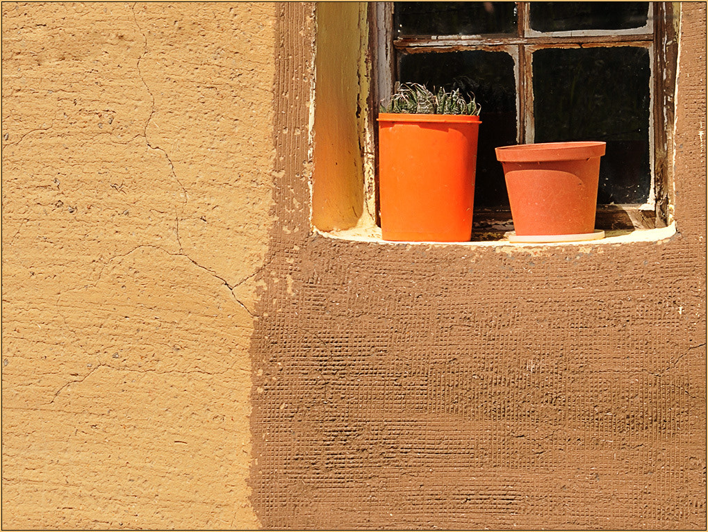 Photograph Pots in the Window by Marc Leroy on 500px