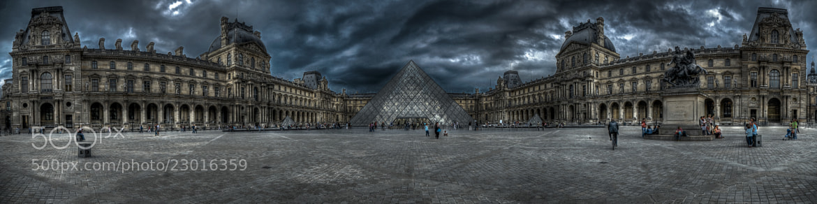 Photograph Louvre by Paco López on 500px