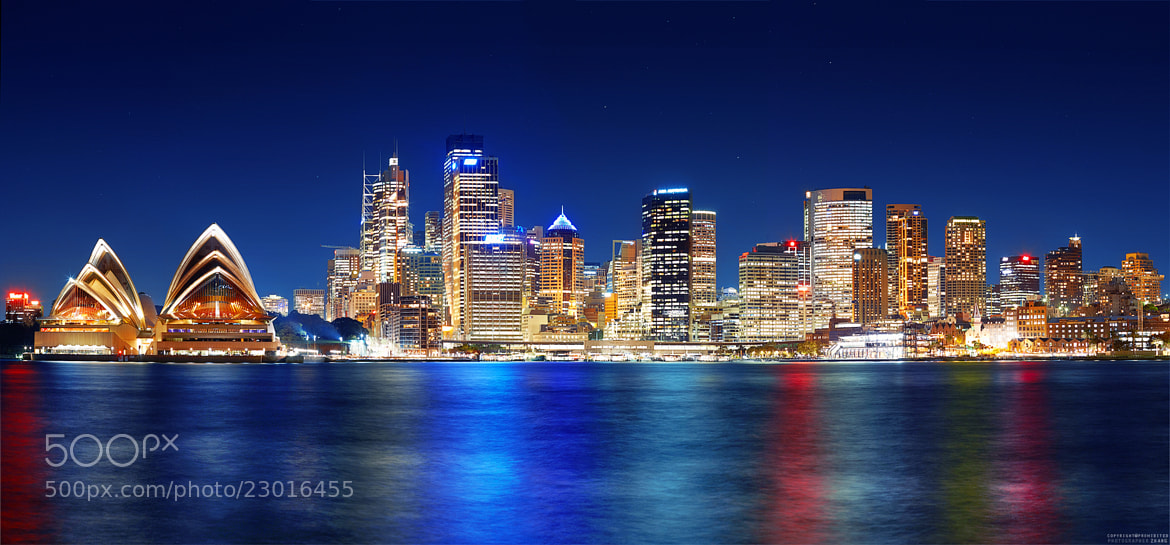Photograph Night Scape by TED  on 500px