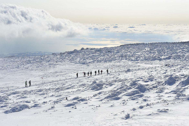 Photograph Mt. Halla by S.Y. BAE on 500px