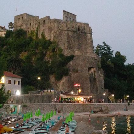 Herceg Novi-tvrđava Forte Mare, Crna Gora