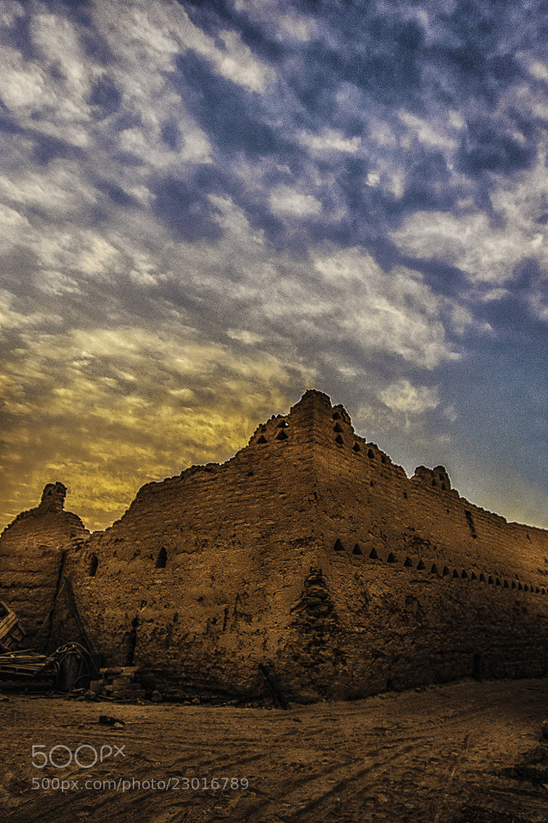 Photograph End wall by SuLTaN AbdullaH on 500px
