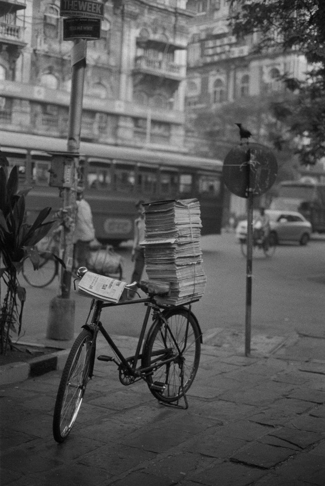 Photograph Newspapers by Michel Holper on 500px