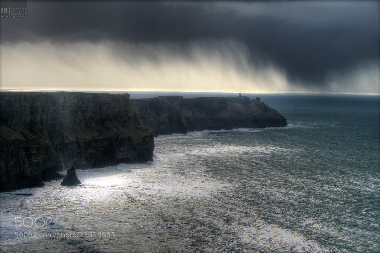 Photograph The Irish storm by Francesco Riccardo Iacomino on 500px