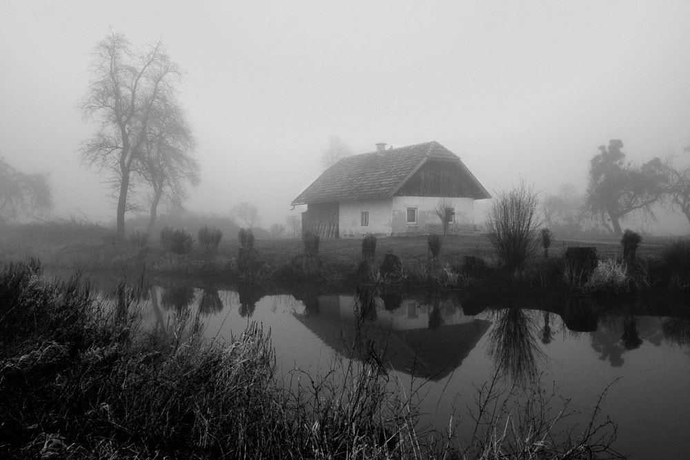 Photograph Das Haus am See by Oliver Rendel on 500px