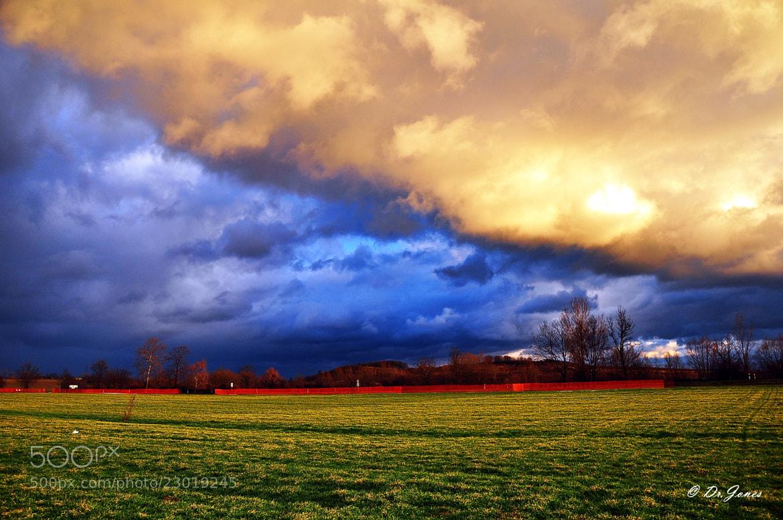 Photograph Before the rain by János Kovács on 500px