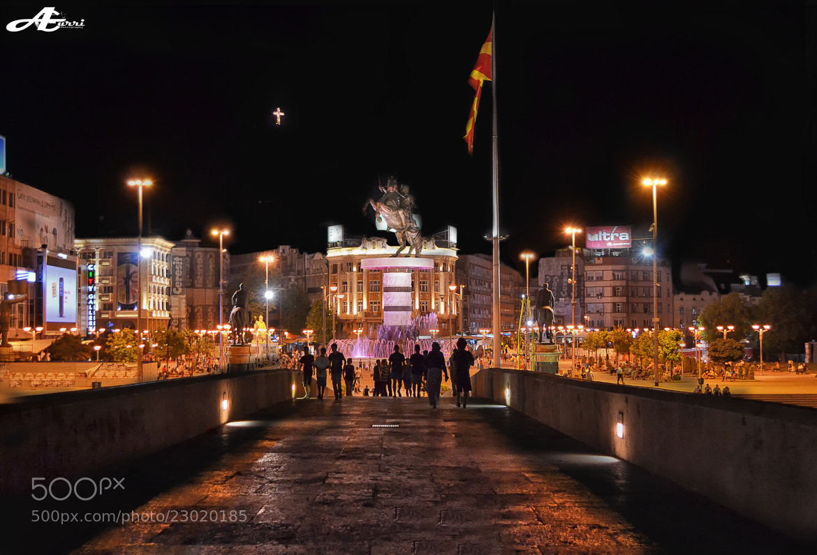 Photograph City Square - 2012 by Arber Curri on 500px