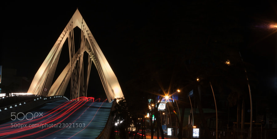 Photograph Bridge at Guadalajara by Cristobal Garciaferro Rubio on 500px