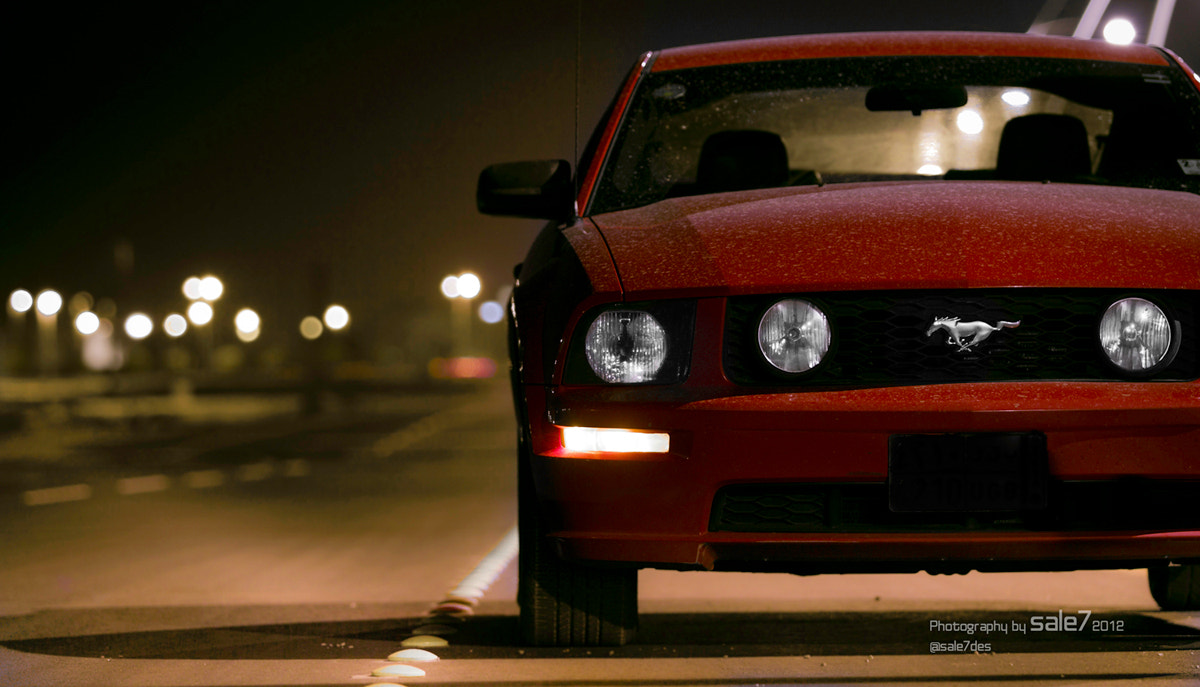 Photograph Mustang by saleh alhathloul | صالح الهذلول on 500px
