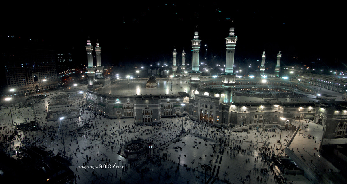 Photograph Holy Mosque in Makkah by saleh alhathloul | صالح الهذلول on 500px