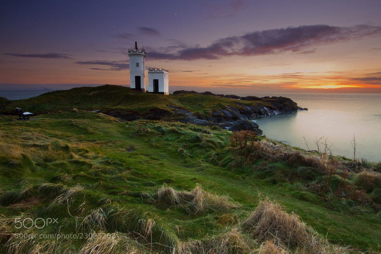 Photograph Lighthouse Dusk by Simon Cameron on 500px
