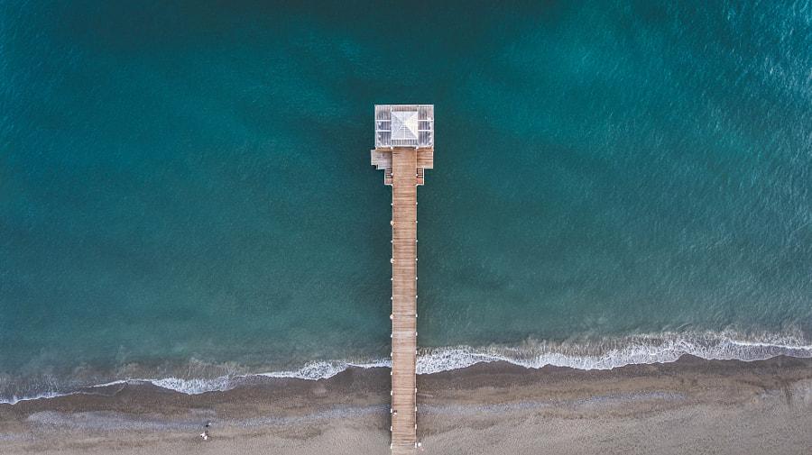 The Pier by Alper Ergin on 500px.com