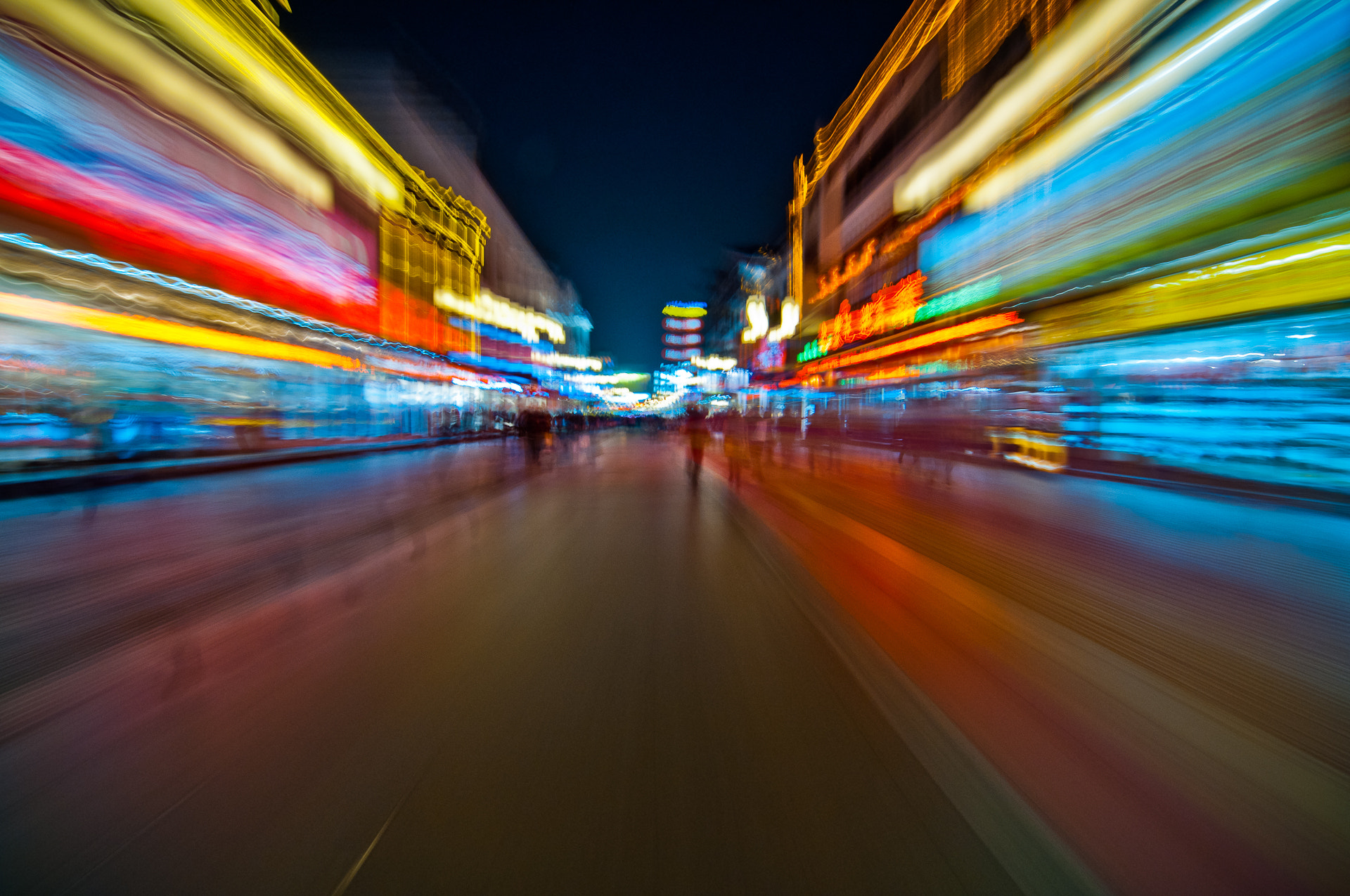 Photograph Warp Speed by Kevin Dharmawan on 500px