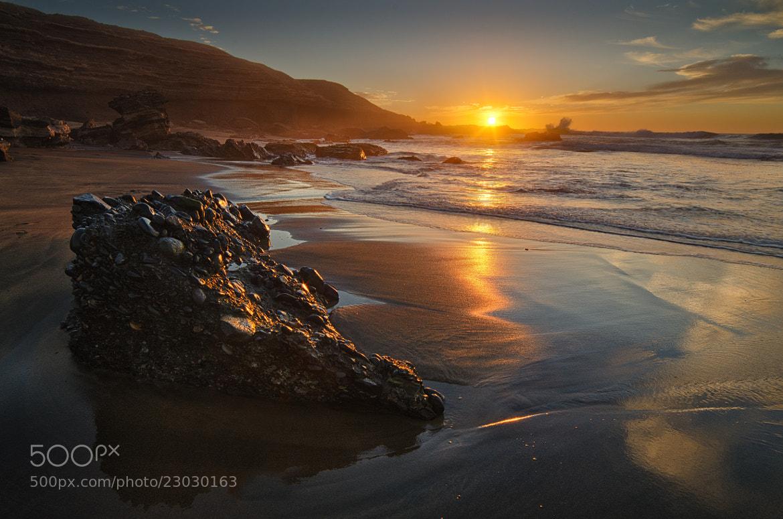 Photograph Sunset in La Solapa by Juan Antonio Santana on 500px