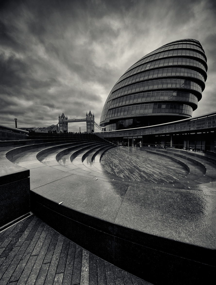 Photograph One rainy day in London...  by Roland Shainidze on 500px