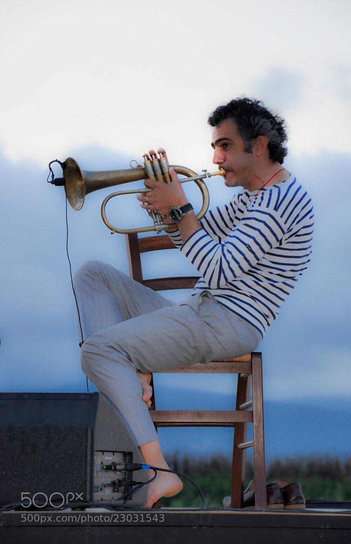 Photograph Fresh trumpet by Antonello Madau on 500px