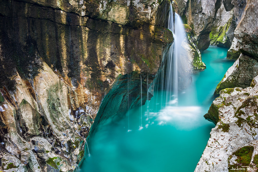 Soca River by Andreas Resch on 500px