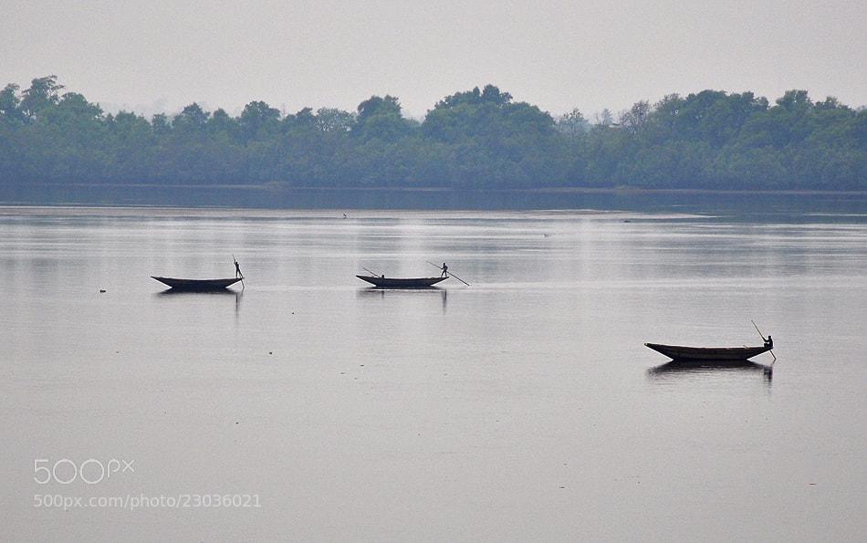 Photograph  Wouri River by Petar Nakov on 500px
